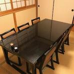 2階6人掛け個室(和室)です、イベントや会議にお使いください