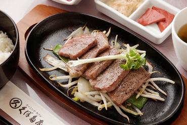近江あみ焼き御膳<ロース110g>ランチやディナーに最適です(^^)/