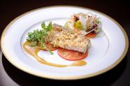 錦江湾の甘鯛に西京味噌ソースをつけて『甘鯛の鱗焼き』