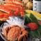 北海道各地から毎日届く新鮮な蟹、魚介類、野菜、お肉・・
