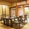 大広間や椅子席、米子の夜景が一望できる個室など、全室完全個室