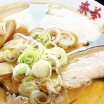 正油チャーシュー麺