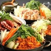 こだわりの韓国鍋