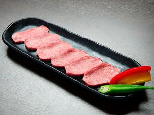 焼き物一番人気『上タン塩』