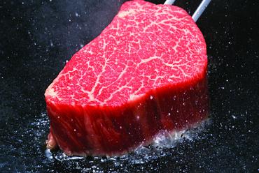 黒毛和牛テンダーロインステーキコース