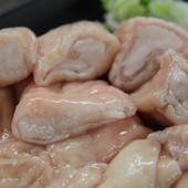 神奈川県食肉センター直送のホルモン『上しろ』です