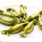 ●本日の詰め物パスタ(チーズフォンデュ詰めキャラメルパスタ)