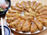 伝統の味。福島名物『円盤餃子』