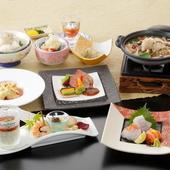 懐石コース料理 各種