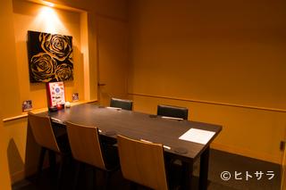 札幌すすきの居酒屋 活魚・海鮮・鮨処 三海の華の料理・店内の画像2