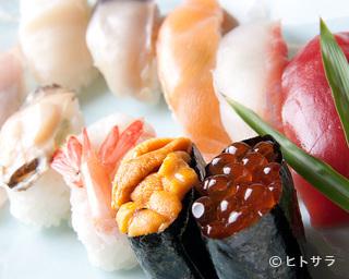 札幌すすきの居酒屋 活魚・海鮮・鮨処 三海の華の料理・店内の画像1
