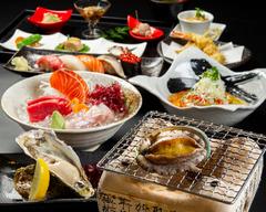 北海道の味覚を集めたボリューム満点のコース