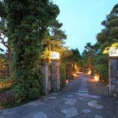 水郷の町・佐原にて、800坪の日本庭園と四季の創作料理ご提供。