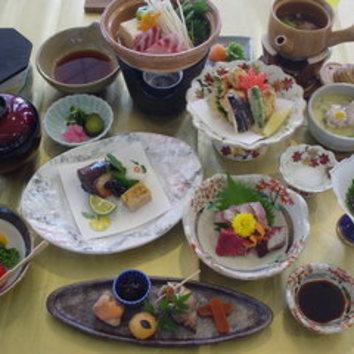 会席料理【翌檜 -あすなろ-】4000円税抜