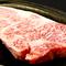 松阪牛の入ったお肉を中心とした会席料理です
