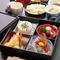 和食を松花堂に凝縮した 『菊弁当』