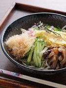 木や 和風冷麺