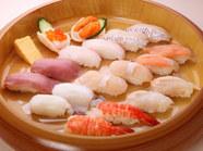 寿司18貫