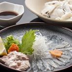 生簀から調理する、旬の瀬戸内料理が自慢のお店!