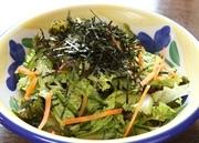 野菜がこんなに食べやすいの?と、思うほど食べれるサラダ。
