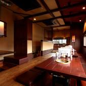 アットホームな空間で、美味しい和牛をお腹一杯どうぞ!