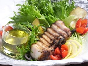 沖縄産 アグー豚の『自家製ベーコンの炙り』