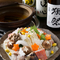 特製ダシが食材の旨みを引き出す『海鮮寄せ鍋』