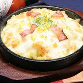 ポテト明太チーズ焼(博多明太子使用)