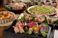 味、ボリューム共に大満足 ※お料理のみは3000円