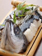さば寿司(7カン)