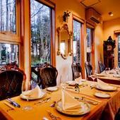 道産食材と地元千歳の新鮮素材にこだわるフレンチレストラン