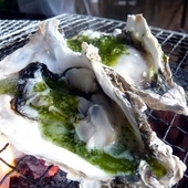 牡蠣バジル