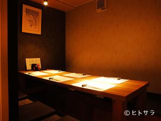 煮魚・刺身・旬菜 海乃四季の料理・店内の画像2