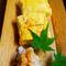 定番人気メニュー『雲丹とずわい蟹の甲羅焼き』