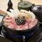【お料理のみ】お昼の黒毛和牛すき焼き五寸鍋会席<全5品>