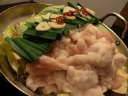 寒い日には、お肉と一緒にお鍋はいかがですか?