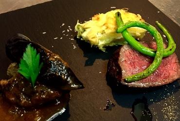 chefのスペシャルフルコース