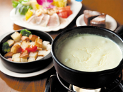 梅田 チーズフォンデュ サントロペ