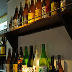 お酒も多数ご用意致しています。お食事に合わせてワインもいかがですか。