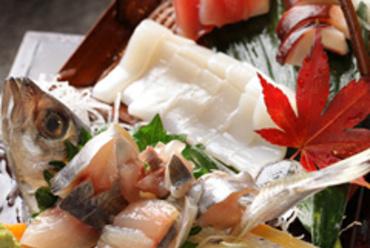 おまかせ鮮魚の刺盛