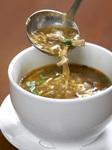 黒酢と胡椒の絶妙バランス ハッキリとした辛さの奥深い味わいです
