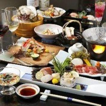 華月の寿司会席