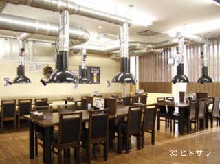 本格炭火焼バイキング 焼肉番長 亀田港店の料理・店内の画像2