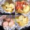 【道産】活ホタテのバター焼き
