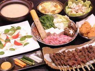 鶏屋 鳳の料理・店内の画像2