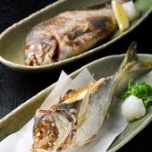 魚の味を活かした極上の逸品