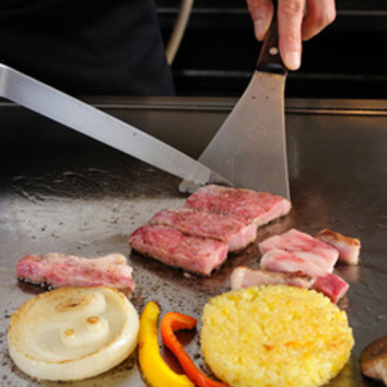 神戸牛サーロインステーキコース