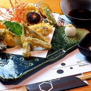 瀬戸内海産の新鮮な魚介をご賞味下さい。