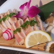 サーモンはヘルシーで艷やかになる効果も有る食材。
