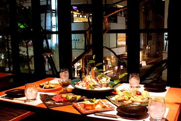 歓送迎会にも最適!2h飲放付お料理内容が選べる満足コースと選べる贅沢コースが旬な食材を使用し新登場!